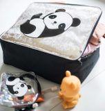 Detský cestovný kufrík A Little Lovely Company - panda