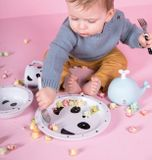 Jedálensky set Panda - A Little Lovely Company