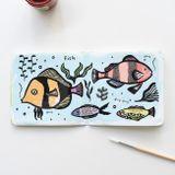 Knižka do vody - domáce zvieratká