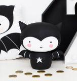 Pokladnička A Little Lovely Company - malý netopier Bat