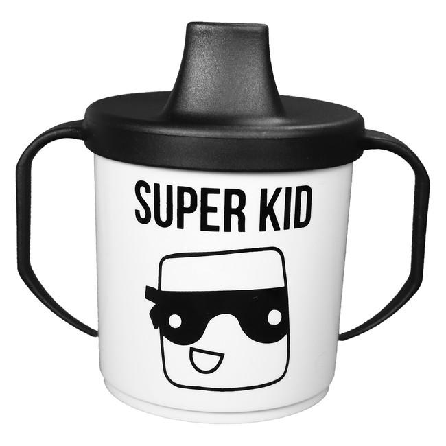 Detský pohárik s náustkom - SUPER KID
