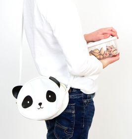 Detská kabelka na plece A Little Lovely Company - panda