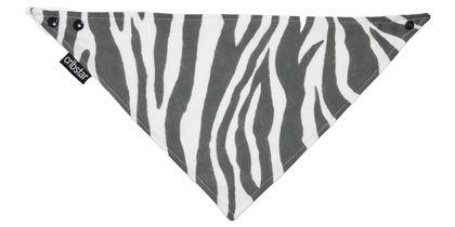Detská šatka na krk - motív zebra