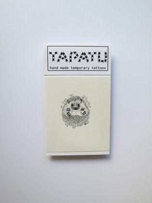 Dočasná tetovačka TAPATU - ježko