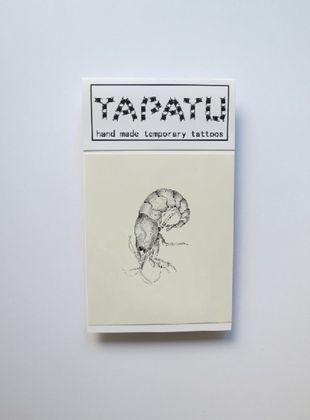 Dočasná tetovačka TAPATU - kreveta