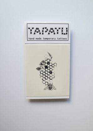 Dočasná tetovačka TAPATU - včelí plast
