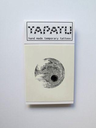 Dočasná tetovačka TAPATU - Zem
