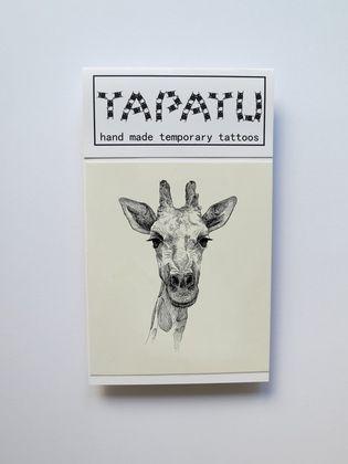 Dočasná tetovačka TAPATU - žirafa