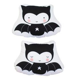 Malý vankúšik A Little Lovely Company - Bat