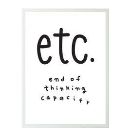 Obrázok na stenu A Little Lovely Company - Etc.