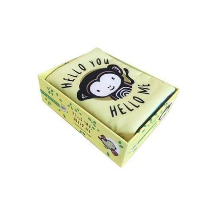 Prvá detská knižka soft book - na pekný deň - HelloYou, Hello Me