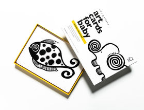 Wee Gallery Art Cards - original